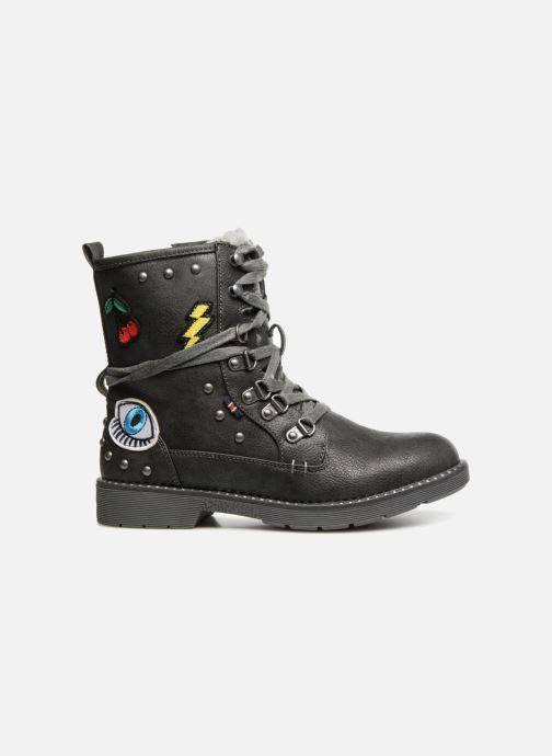 Stiefeletten & Boots Mustang shoes Jana schwarz ansicht von hinten