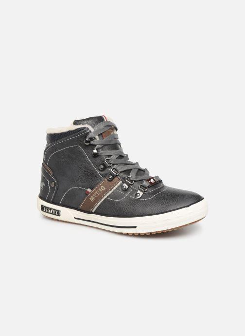 Sneakers Mustang shoes Heinrike Azzurro vedi dettaglio/paio