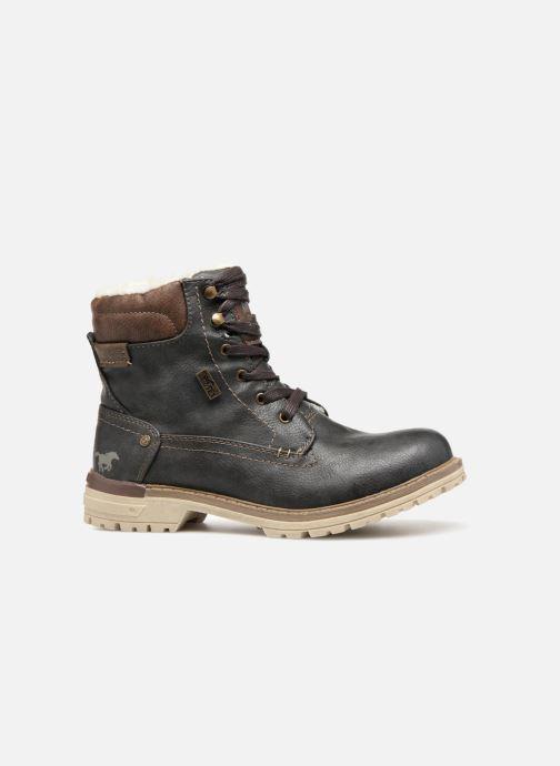 Bottines et boots Mustang shoes Lutgard Gris vue derrière