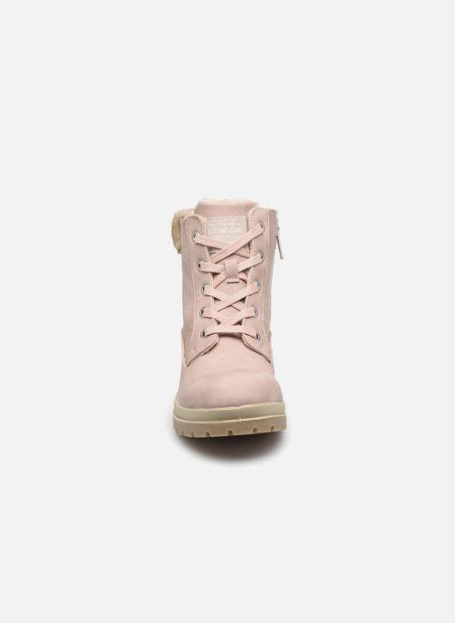 Mustang shoes Helmina (rosa) - Stiefeletten & Boots bei Sarenza.de (342960)