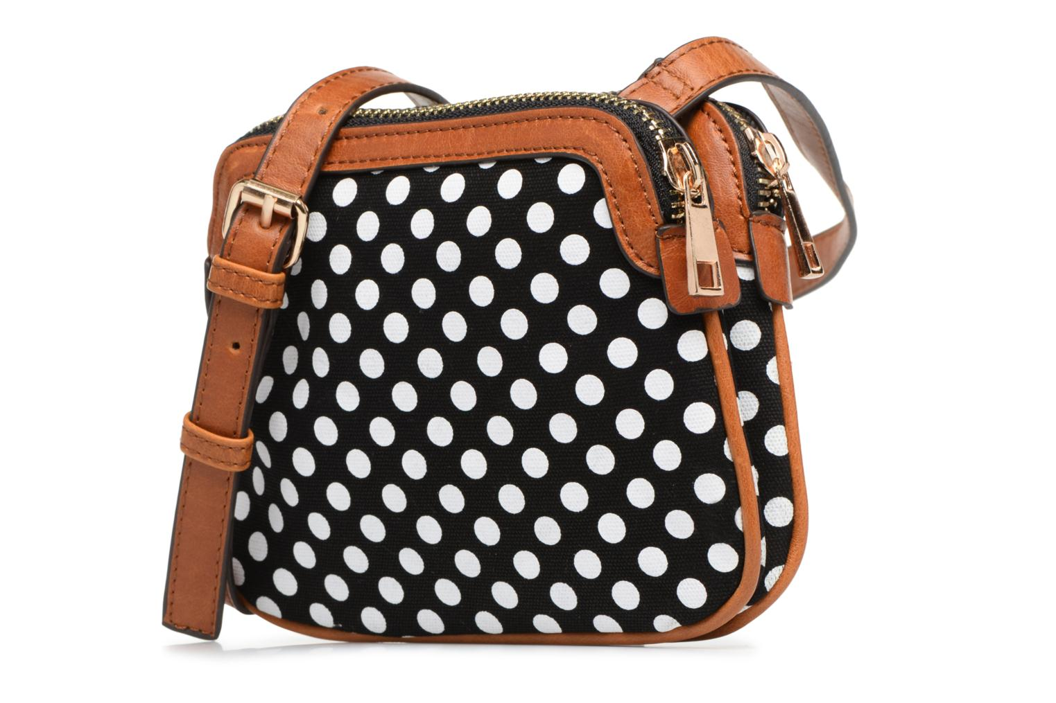 cross Canvas Street body polka dot Blk Level wIw5ZqOA