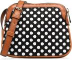 Sacs à main Sacs Canvas polka dot cross body