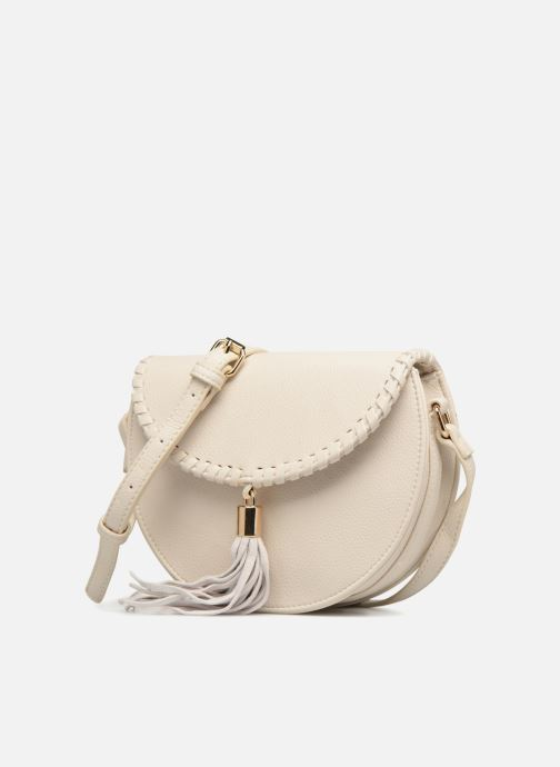 Main Sacs Cresent Ivory W Shaped Street Level À tassel dsQrxhtC