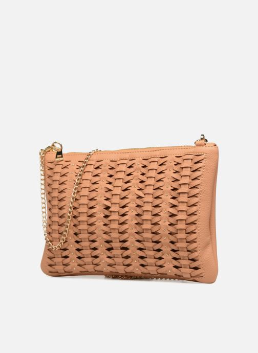 Handbags Street Level Women crossbody bag Brown model view
