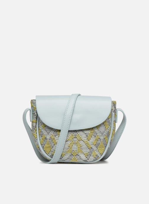 Handbags Street Level Straw crossbody bag Grey detailed view/ Pair view