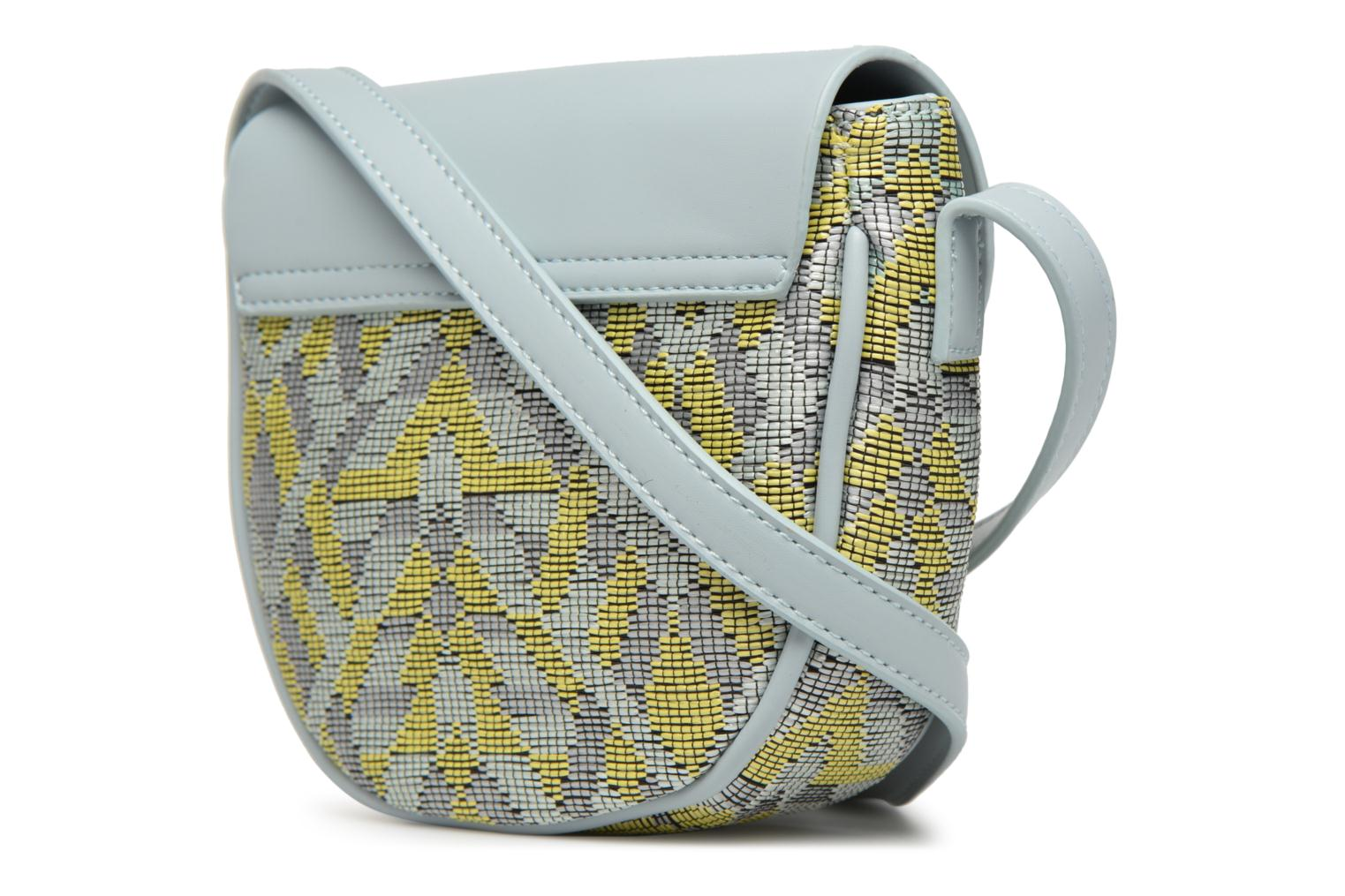 bag Grey crossbody Straw Level Street qTOfWptqn
