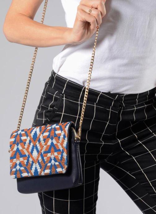 Sacs à main Street Level Crossbody bag Bleu vue bas / vue portée sac
