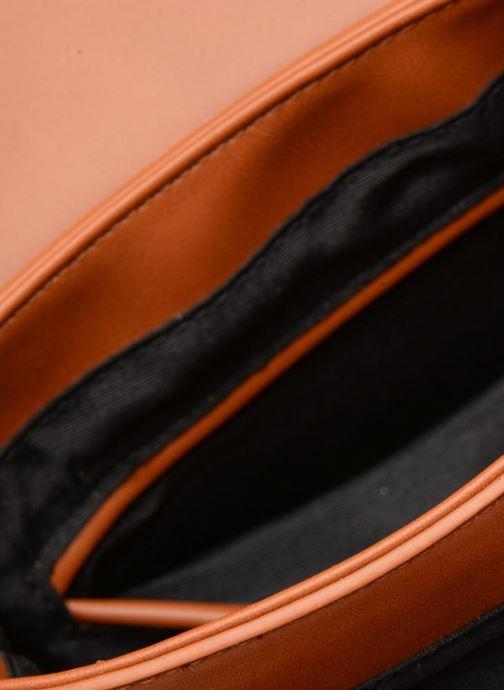 Sacs à main Street Level Western saddle bag Marron vue derrière