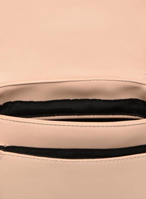 Handtaschen Street Level Western saddle bag beige ansicht von hinten