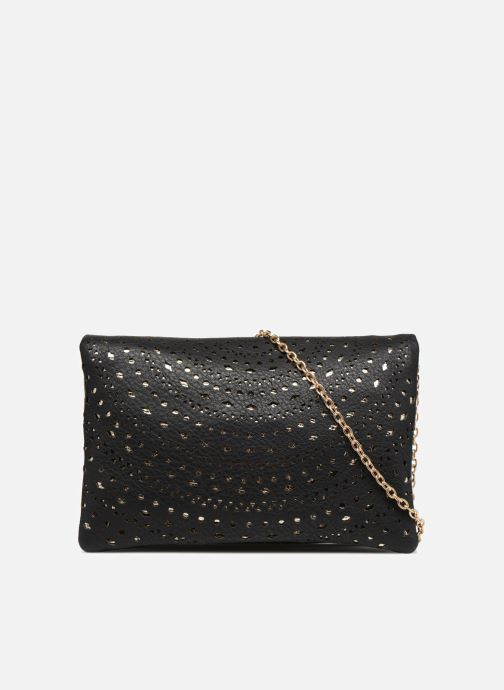 Handbags Street Level Perforated crossbody Black front view
