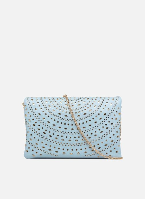 Handbags Street Level Perforated crossbody Blue front view