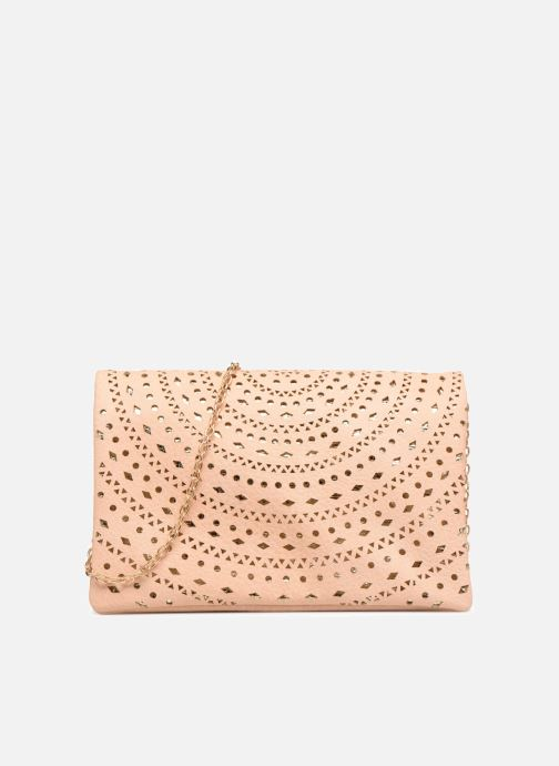 Handbags Street Level Perforated crossbody Beige detailed view/ Pair view