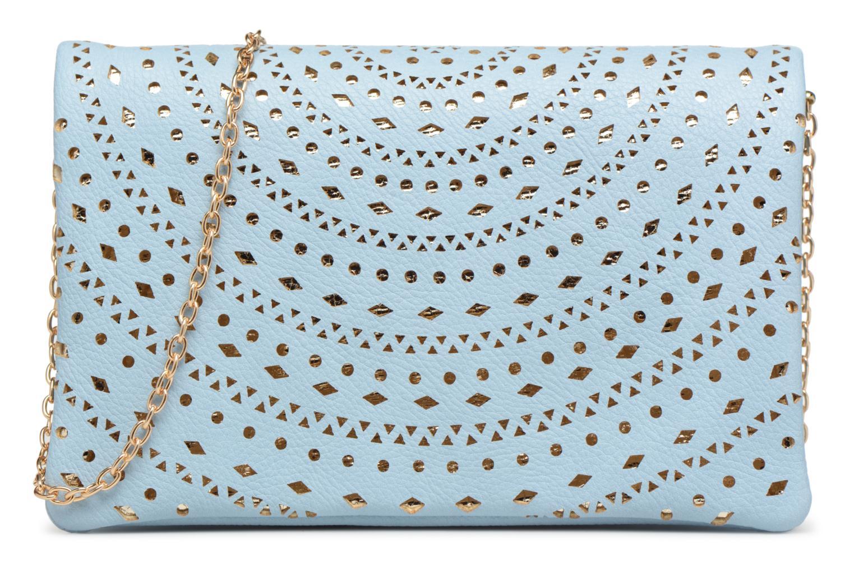 Handtaschen Street Level Perforated crossbody blau detaillierte ansicht/modell