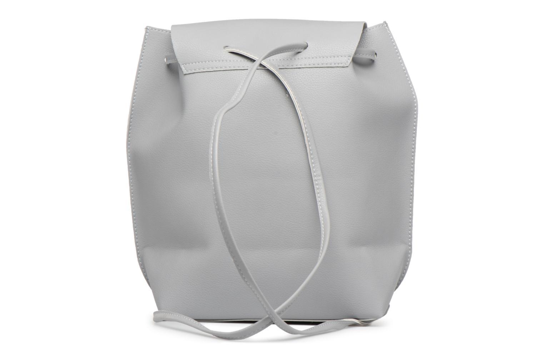 Rugzakken Street Level Slouch thin strap backpack Grijs voorkant