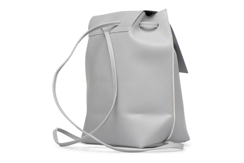 Rugzakken Street Level Slouch thin strap backpack Grijs rechts