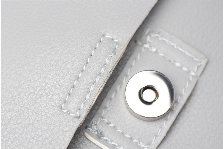 Sacs à dos Street Level Slouch thin strap backpack Gris vue gauche