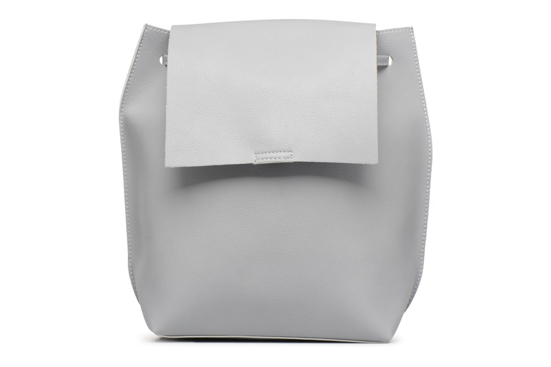Rugzakken Street Level Slouch thin strap backpack Grijs detail