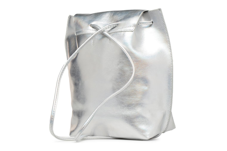 Rucksäcke Street Level Slouch thin strap backpack silber ansicht von rechts