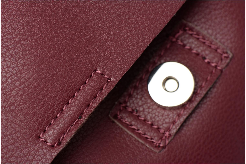 Rugzakken Street Level Slouch thin strap backpack Bordeaux links