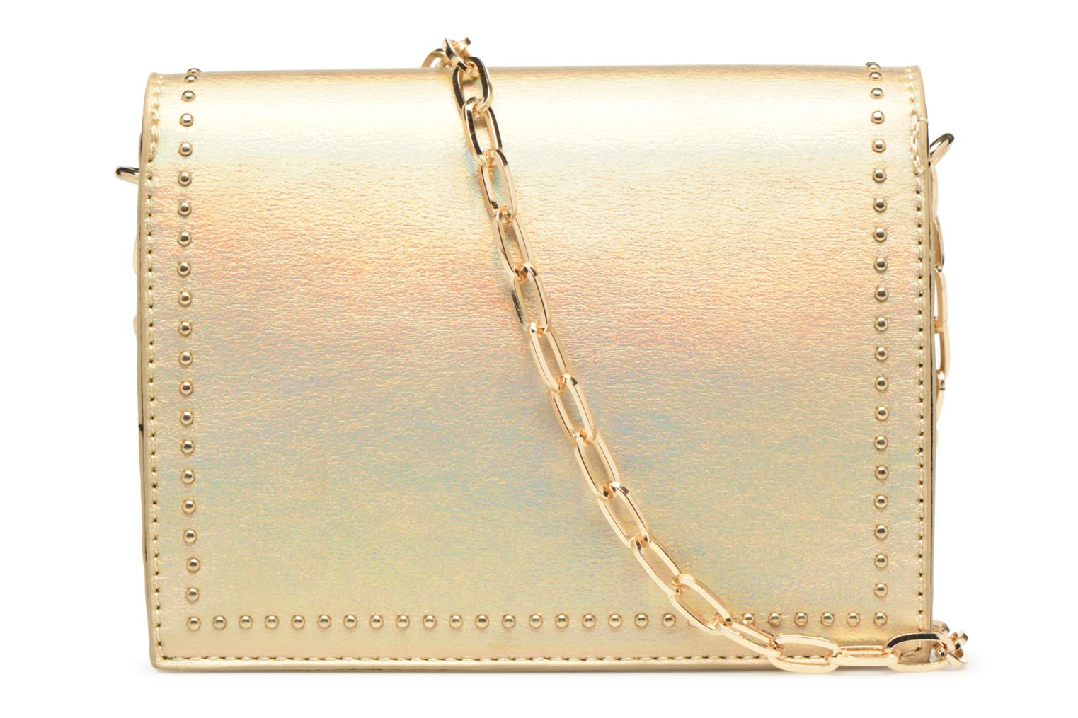 chainstrap crossbody Gold Mettalic Level Street E6awnx8ATq