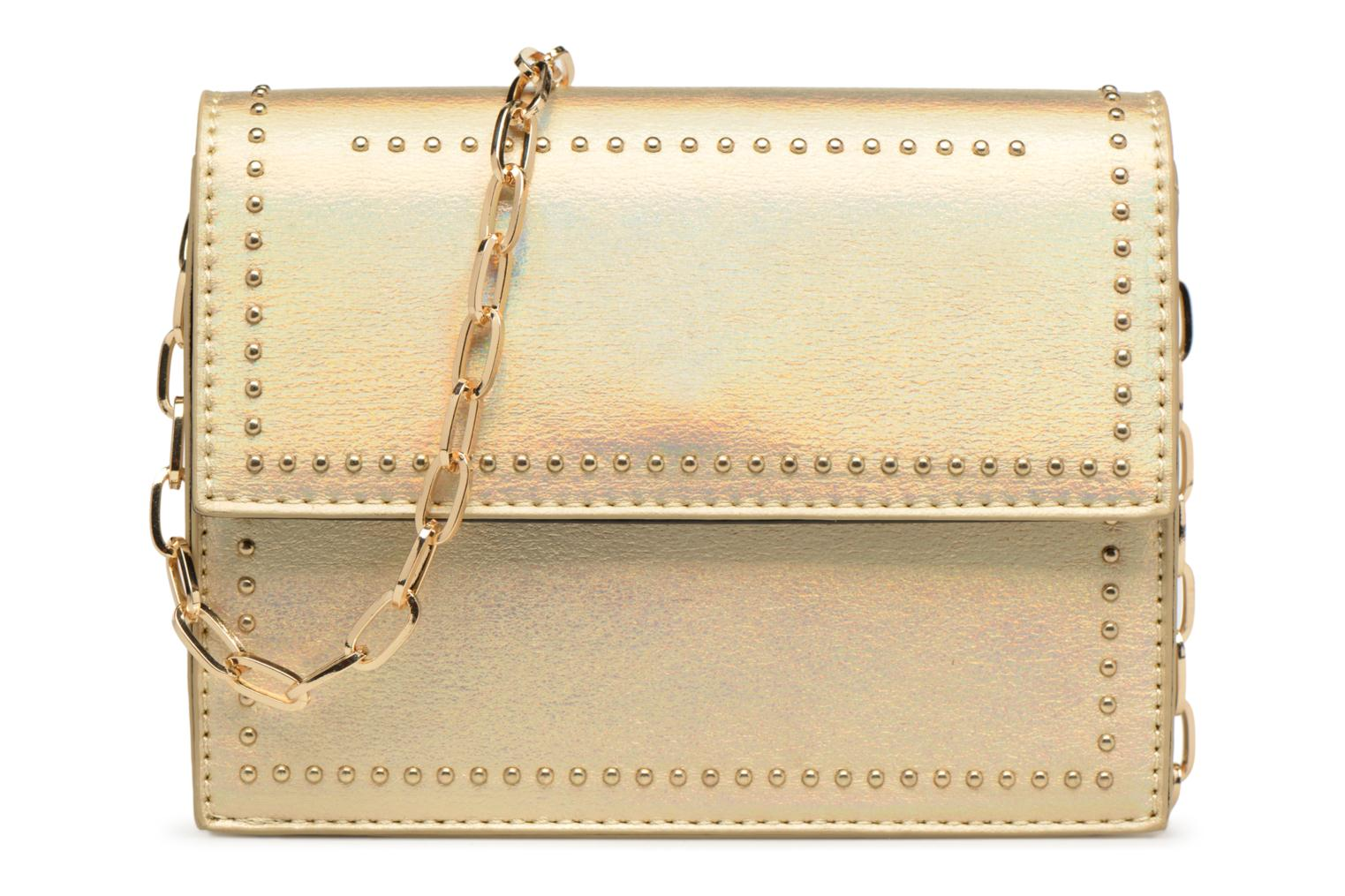 Mettalic Street chainstrap Gold Level crossbody Tzw0Sq