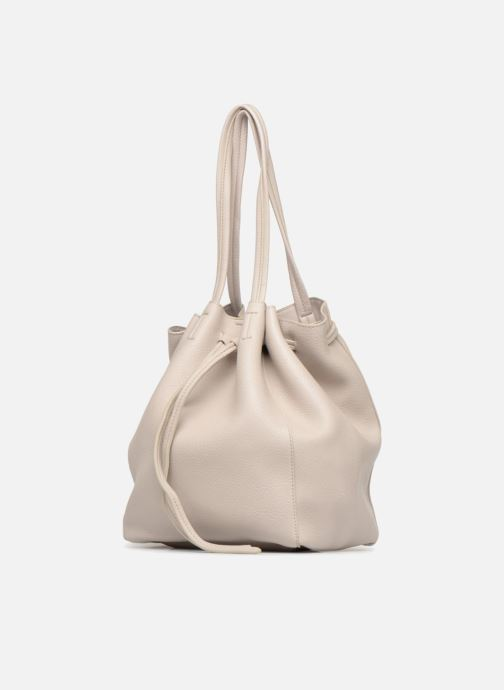 Tote Tassel Street Level With Front Grey Drawstring POZiulwkXT