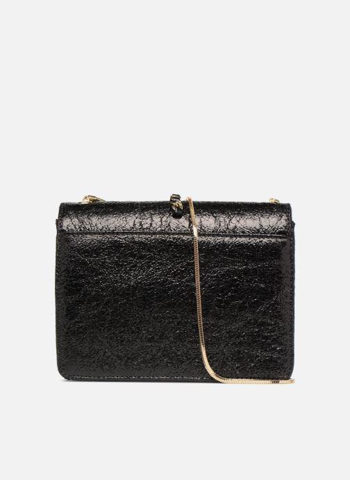 Sacs à main Street Level Shoulder bag w/chain and tassel detail Noir vue face