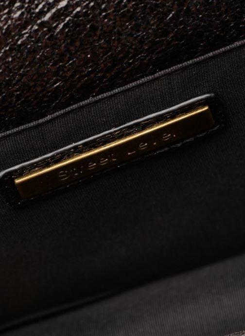 Sacs à main Street Level Shoulder bag w/chain and tassel detail Noir vue derrière