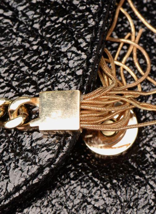 Sacs à main Street Level Shoulder bag w/chain and tassel detail Noir vue gauche