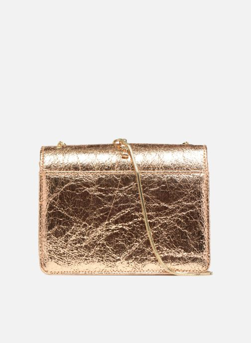 Main W Shoulder chain Tassel Street Sacs À Detail Champagne And Level Bag 34Sc5qRAjL