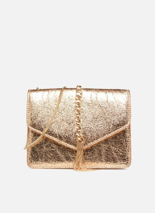 Sacs à main Street Level Shoulder bag w/chain and tassel detail Argent vue détail/paire