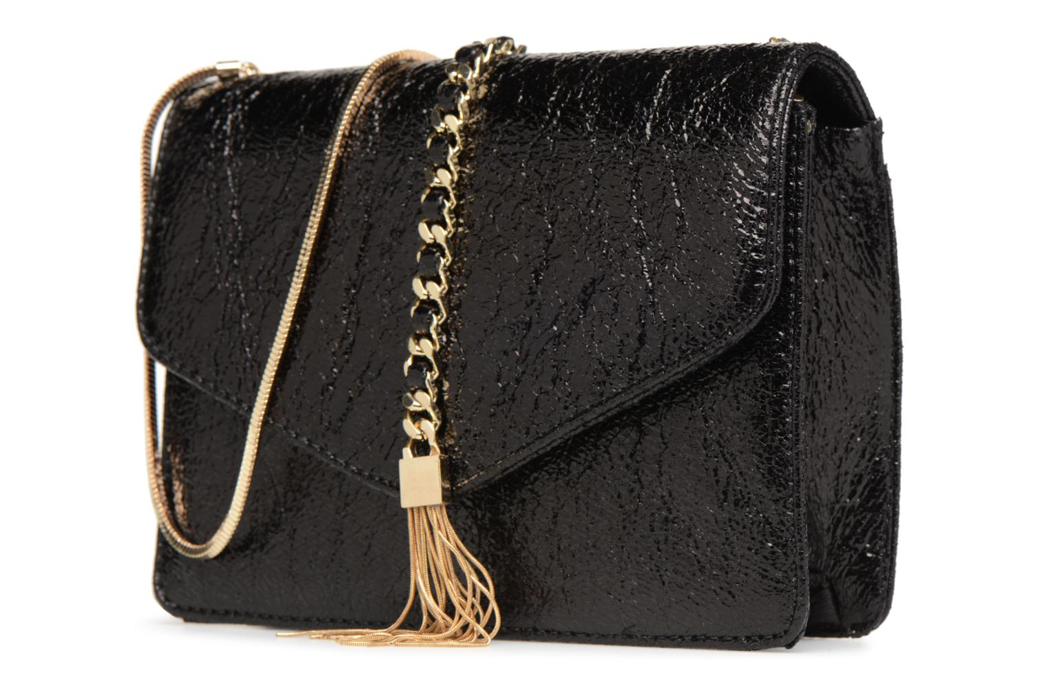 Street detail Black Level tassel bag w and Shoulder chain qg8qPr4w