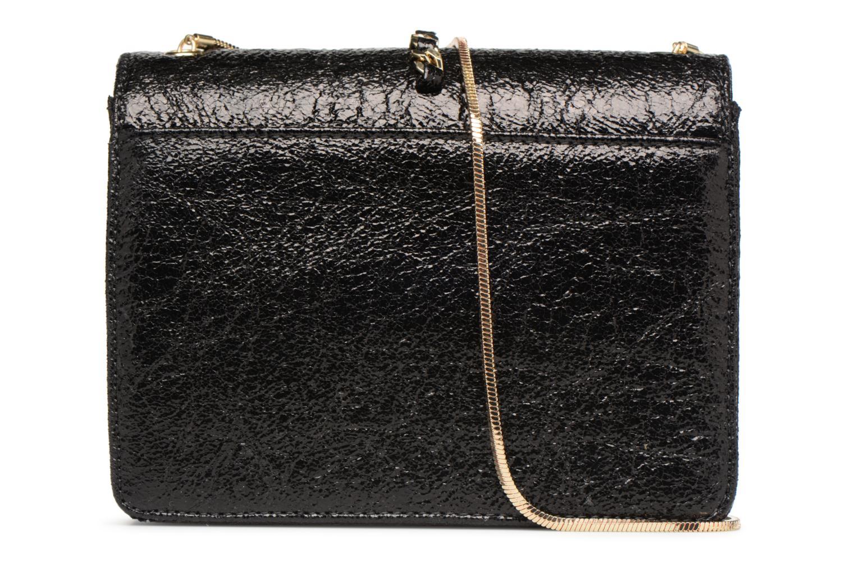 Handtassen Street Level Shoulder bag w/chain and tassel detail Zwart voorkant