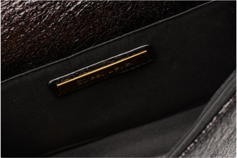 Handtassen Street Level Shoulder bag w/chain and tassel detail Zwart achterkant