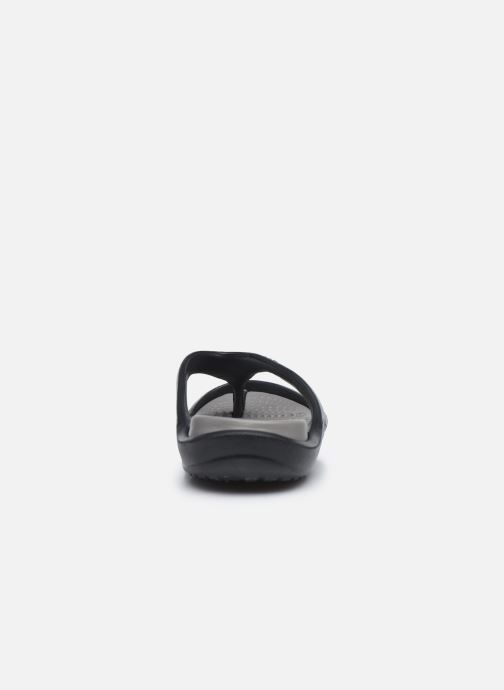 Sandales et nu-pieds Crocs Athens W Noir vue droite