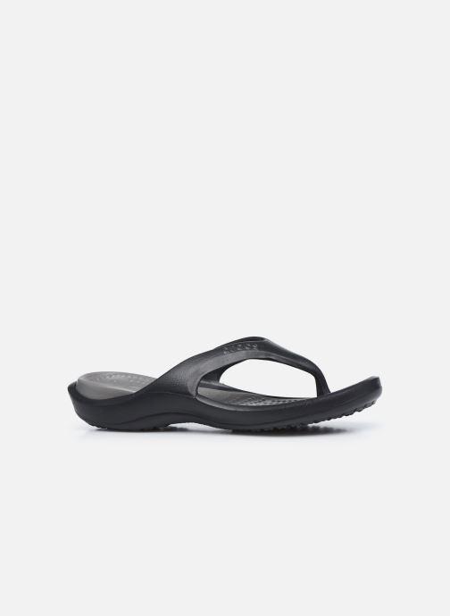 Sandales et nu-pieds Crocs Athens W Noir vue derrière