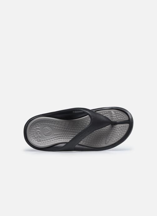 Sandales et nu-pieds Crocs Athens W Noir vue gauche