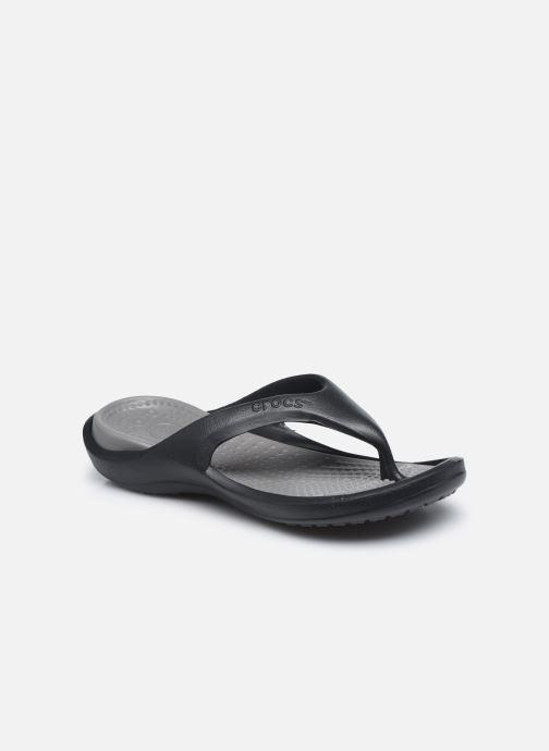 Sandalias Crocs Athens W Negro vista de detalle / par