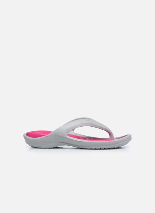 Sandales et nu-pieds Crocs Athens W Gris vue derrière