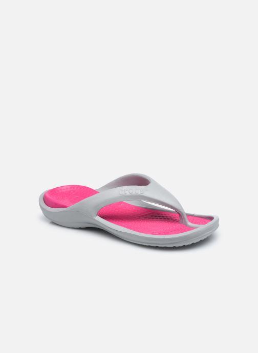 Sandales et nu-pieds Crocs Athens W Gris vue détail/paire