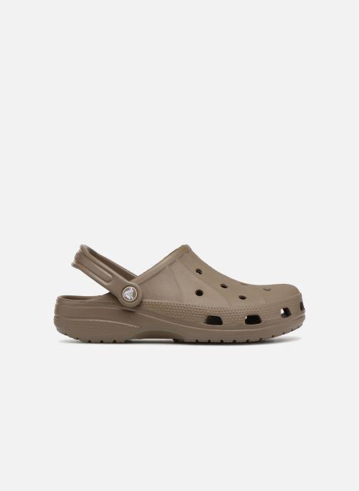 Mules et sabots Crocs Feat Marron vue derrière