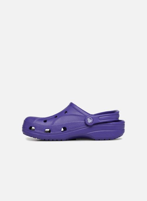 Mules et sabots Crocs Feat Violet vue face