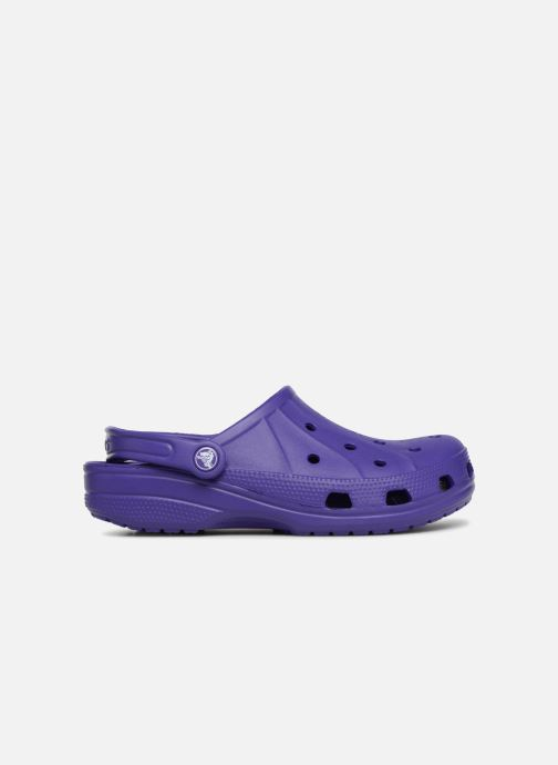 Zuecos Crocs Feat Violeta      vistra trasera