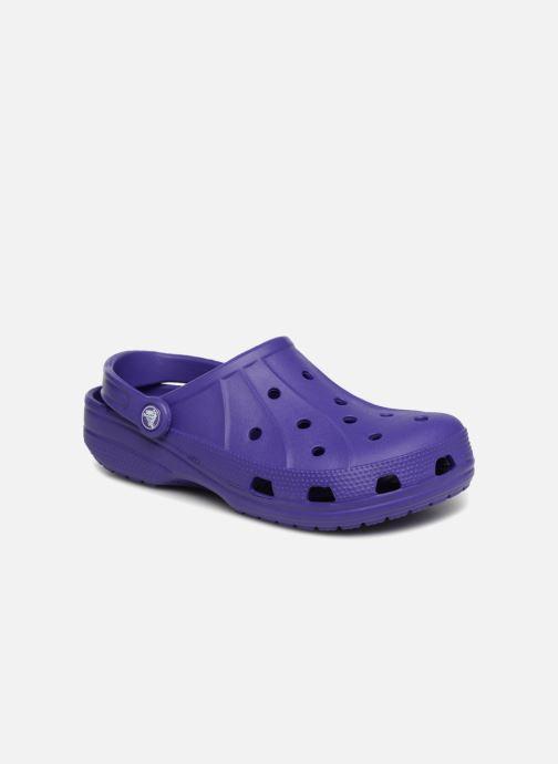 Mules et sabots Crocs Feat Violet vue détail/paire