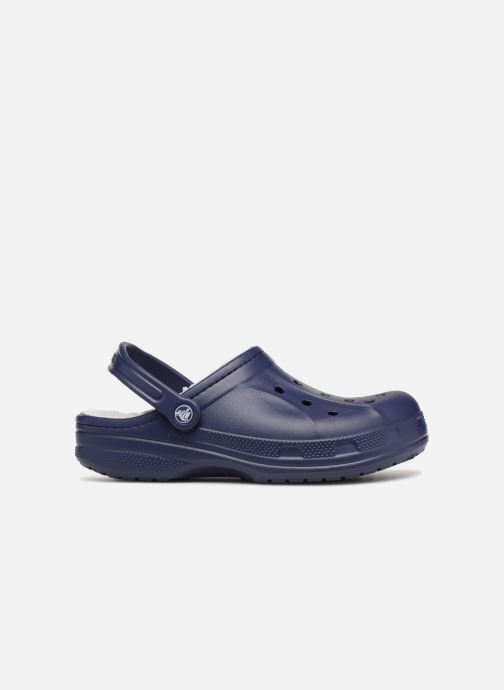 Sandals Crocs Ralen Lined Clog Blue back view