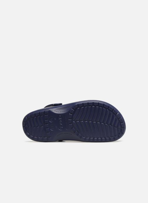 Sandals Crocs Ralen Lined Clog Blue view from above
