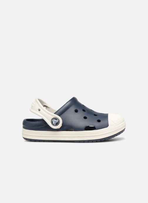 Sandales et nu-pieds Crocs Crocs Bump It Clog K Bleu vue derrière