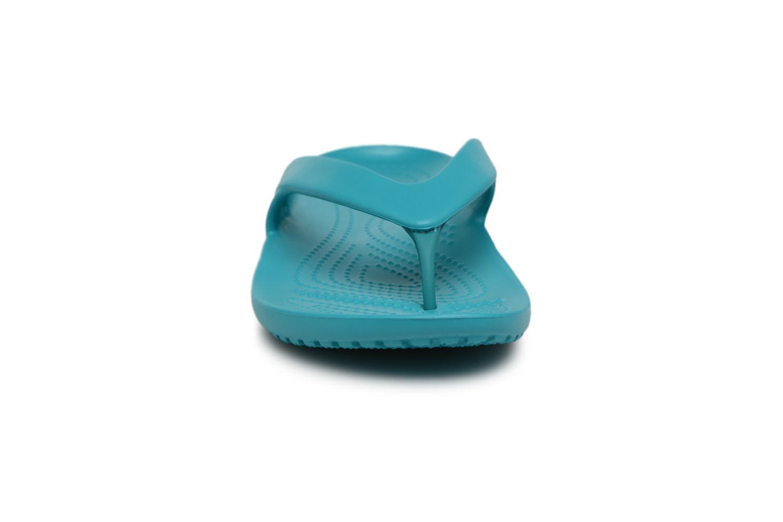 Flip flops Crocs KadeeIIFlipW Blå bild av skorna på