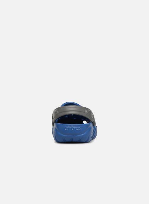 Sandales et nu-pieds Crocs SwiftwaterClgK Bleu vue droite
