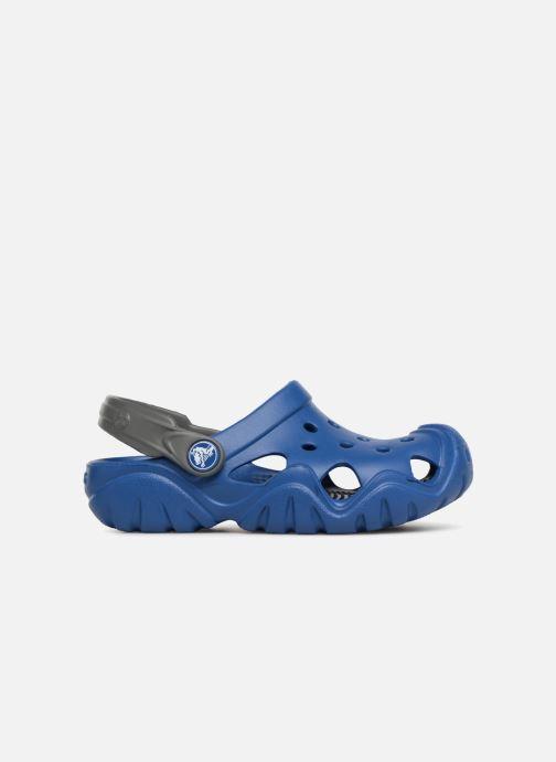 Sandales et nu-pieds Crocs SwiftwaterClgK Bleu vue derrière